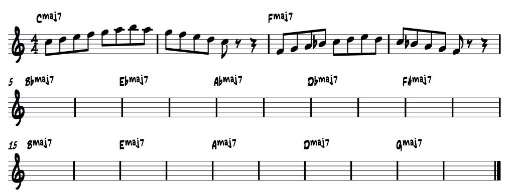 muziek transponeren online